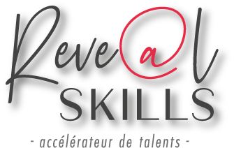 Reveal Skills logo